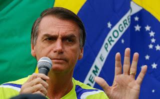 Processo contra Bolsonaro por incitação ao estupro está em curso no STF