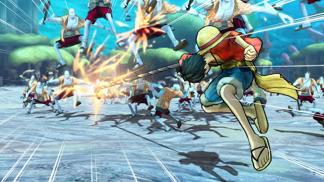 One Piece Pirate Warriors 3 Full DLC