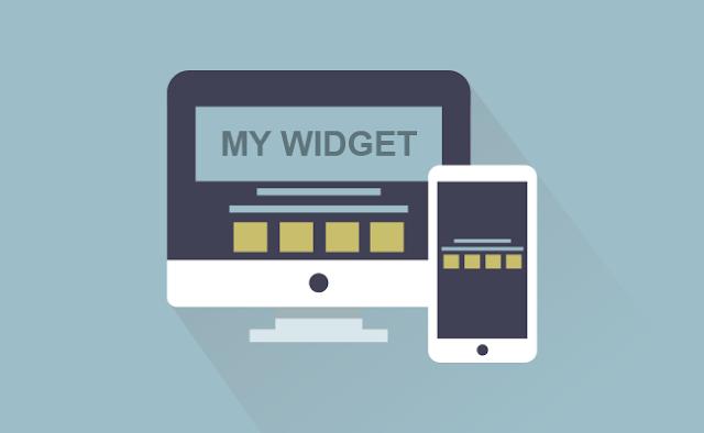 Cara Menyembunyikan Widget Hanya Di Paparan Mobile