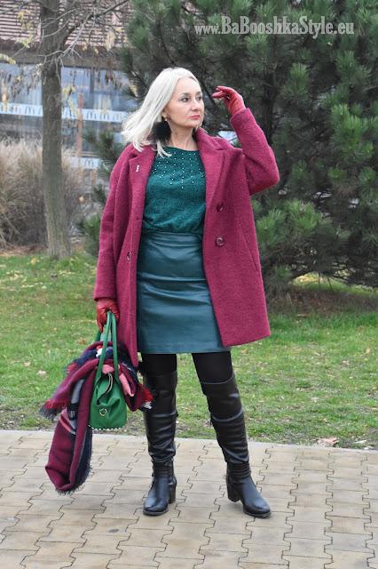 Babooshkastyle, stylistka, over50plus, over50blogger, Orsay, Deichmann, Dimoni, blogerkamodowa, jesienna stylizacja