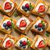 料理靈感 | 用現成的酥皮做出豪華的莓果塔食譜!