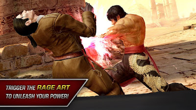 Download TEKKEN ™ Mod (Open all features) online gilaandroid.com