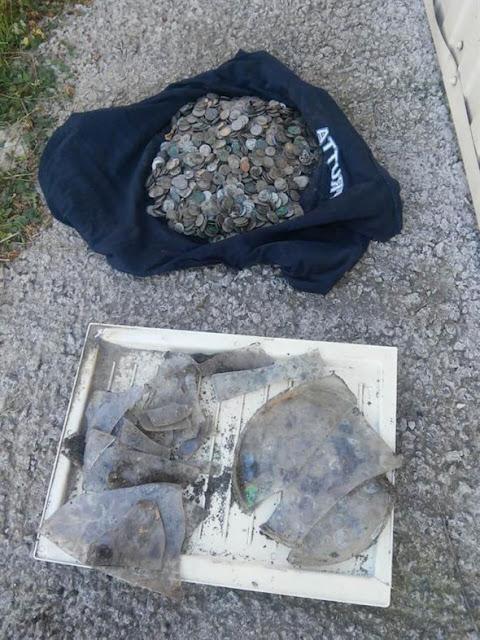 У монастирі знайшли скарб