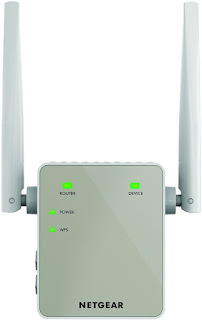 Limited 4 hours Deals : NETGEAR 11AC 1200 Mbps £34.99 No more black spots!!