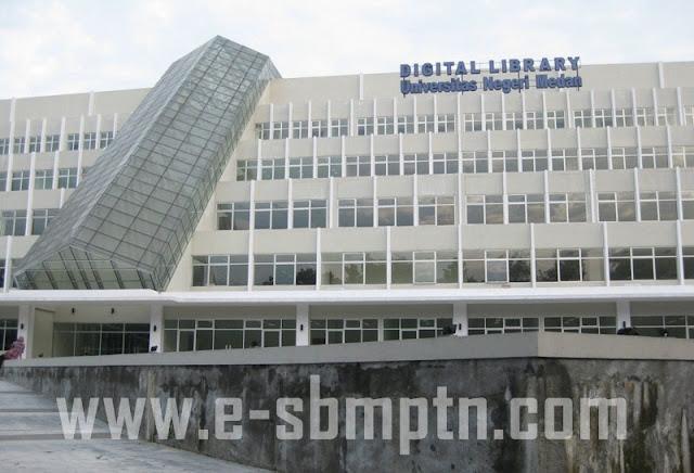 utk Kelompok  Saintek  dan Soshum sebagai berikut  Daya Tampung Unimed Jalur SBMPTN 2019