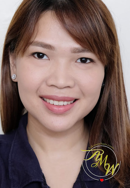 a photo of EB Advance Supreme Lipstick Review in Kylie Creme by Nikki Tiu of www.askmewhats.com