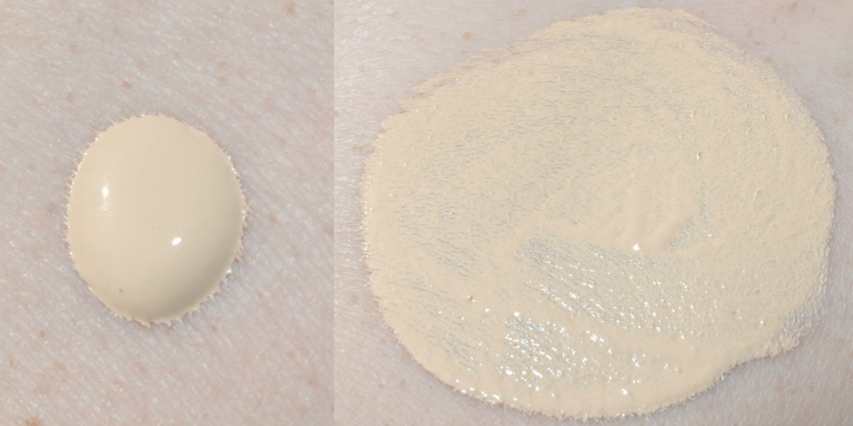 Review / Swatches in 005 Beige Ivoire