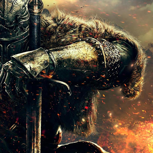 Dark Souls Knight Wallpaper Engine