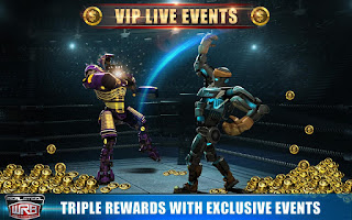 Real Steel World Robot Boxing v32.32.894 Mod