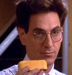 Harold Ramis as Egon Spengler in Ghostbusters