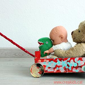 CreaKids: carrito DIY