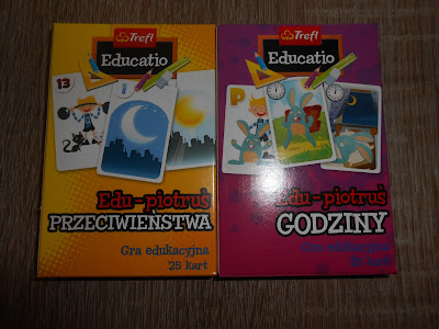 Fabryka Kart Trefl Kraków-   Edu-Piotruś