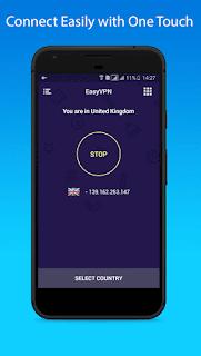 Easy VPN – Free VPN Proxy & Super Fast VPN Hotspot v1.1 Mod Ad-Free APK is Here !