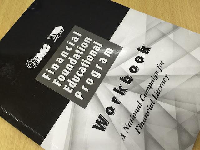 IMG Financial Foundation Educational Program Workbook