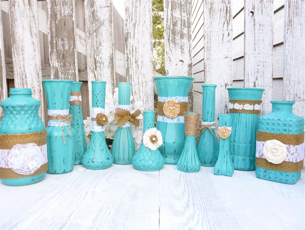 Turquoise Theme Decoration You Could Also Add Some Flowers With Diffe Color To Tone Down The Shade A Little Bit So It Would Not Be Too Much Use