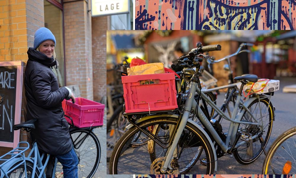 Mit dem Scent Carry Fahrrad durch Hamburg - Mini-Guide und Tipps für die Schanze, St.Pauli und Neustadt