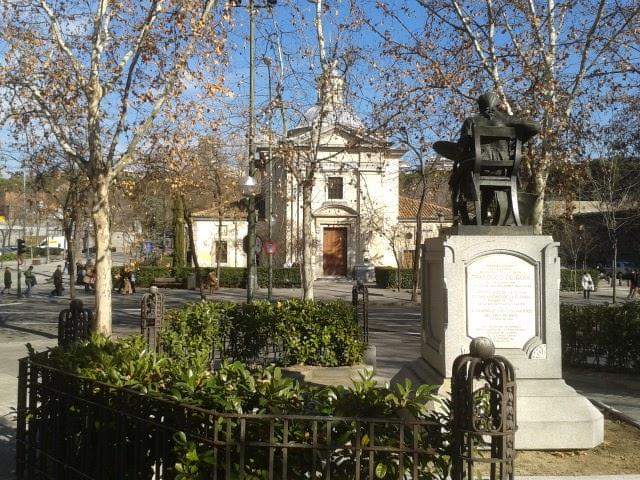 Disfrutando de Madrid: Ermita de San Antonio de la Florida