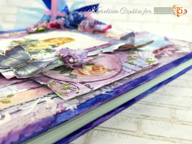 scrapbooking notebook