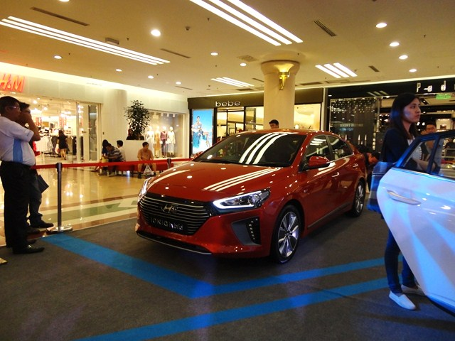 This Makes The Ioniq Most Affordable Hybrid Electric Car Sold In Malaysia Today Tech And Performance Actually As Specifications Of