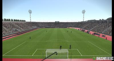 PES 2019 Partizan Stadium by BalkanPESBOX
