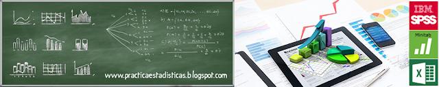 Blog sobre estadística: clases, proyectos, software, etc.