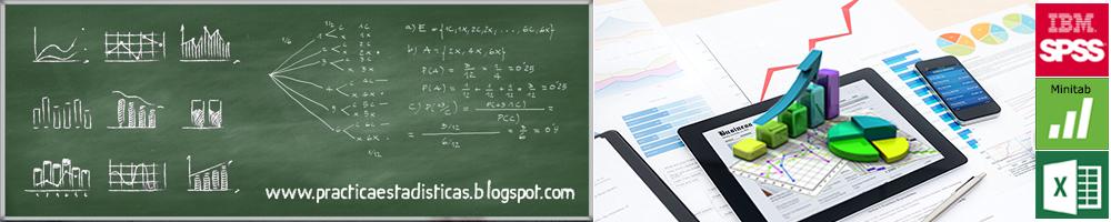 Clases, proyectos, software  sobre estadística.