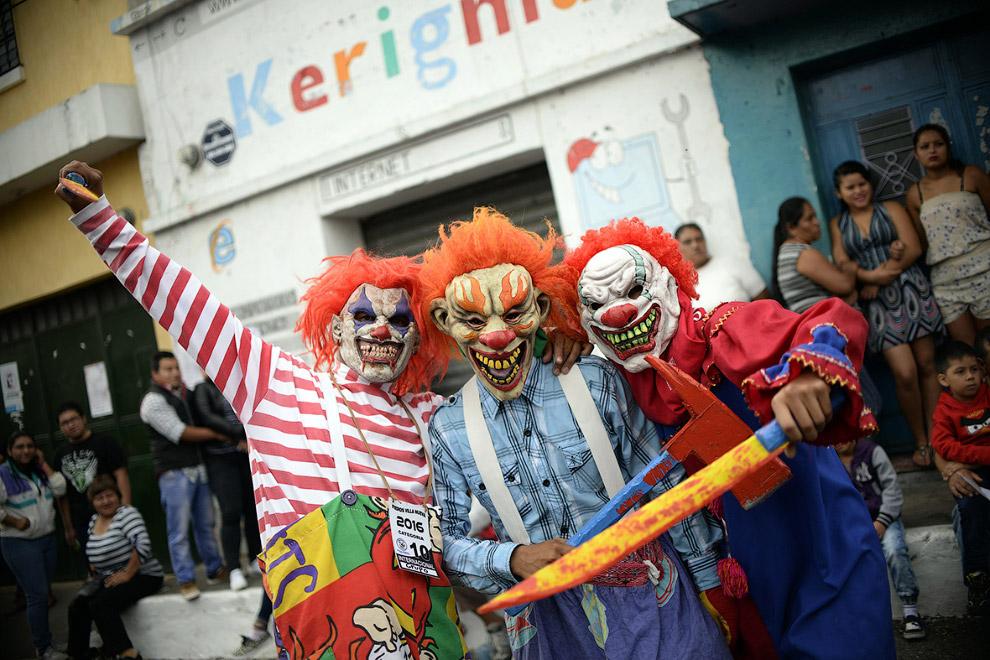 День Мертвых в Мексике (8 фото)