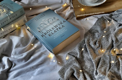 Królewska klatka - Victoria Aveyard | Recenzja