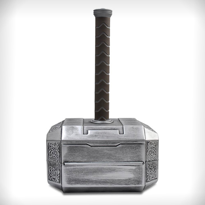 this thor hammer case can accommodate 44 pieces of tools spicytec