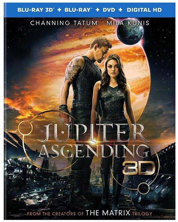 El Destino De Jupiter (2015) 1080p 2D 3D BD25 Cover Caratula