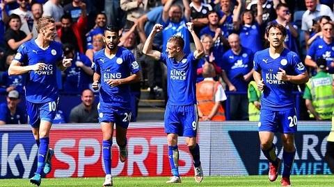 Sự trở lại đáng ghi nhận của Leicester City