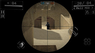 Image Game Squad Strike 3 Apk