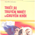SÁCH SCAN - Thiết bị truyền nhiệt và chuyển khối - Nguyễn Văn May (Trường Đại học bách khoa Hà Nội)