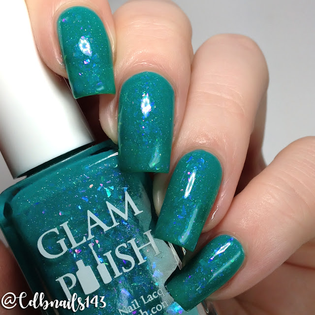 Glam Polish-Let The Sea Set You Free