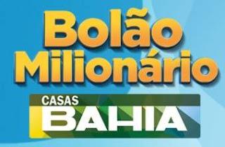 Cadastrar Promoção Bolão Milionário Casas Bahia 2018 Copa do Mundo 2 Milhões Reais