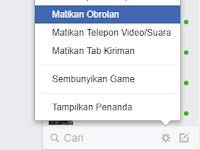Cara Agar Terlihat Offline Ketika Sedang Online di Facebook