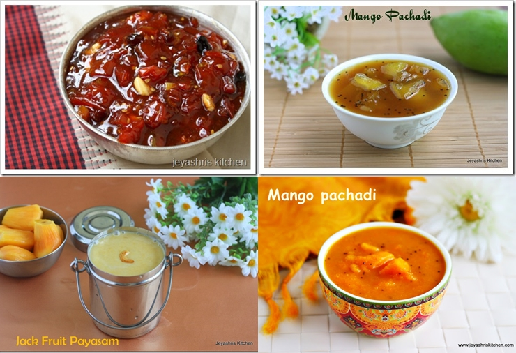 tamil new year recipes tamil varusha pirappu recipes - Jeyashris Kitchen