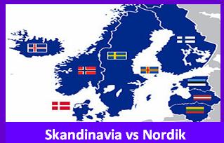 Apa itu negara Skandinavia