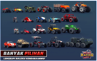 Mini Racing Adventures APK Mod Money Terbaru