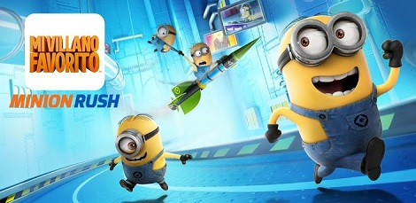 MI VILLANO FAVORITO - MINION RUSH