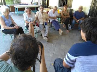 Vecinos compartieron sus testimonios para el registro audiovisual de la historia de Monte Chingolo
