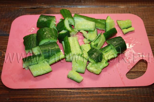 рецепт битых огурцов по-сычуаньски с пошаговыми фото