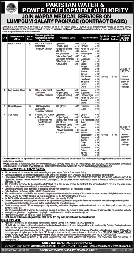 wapda jobs 2018 punjab pts wapda jobs 2018 wapda jobs 2018 application form wapda jobs 2018 july wapda jobs 2018 advertisement wapda jobs 2018 in lahore nts wapda jobs 2018 wapda jobs 2018 fsd