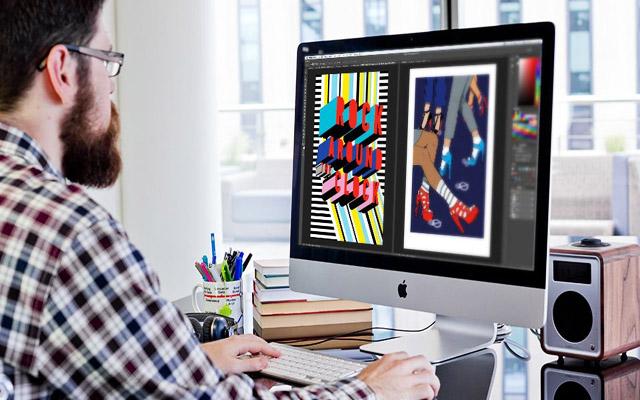 Apple iMac Para Designers Gráficos