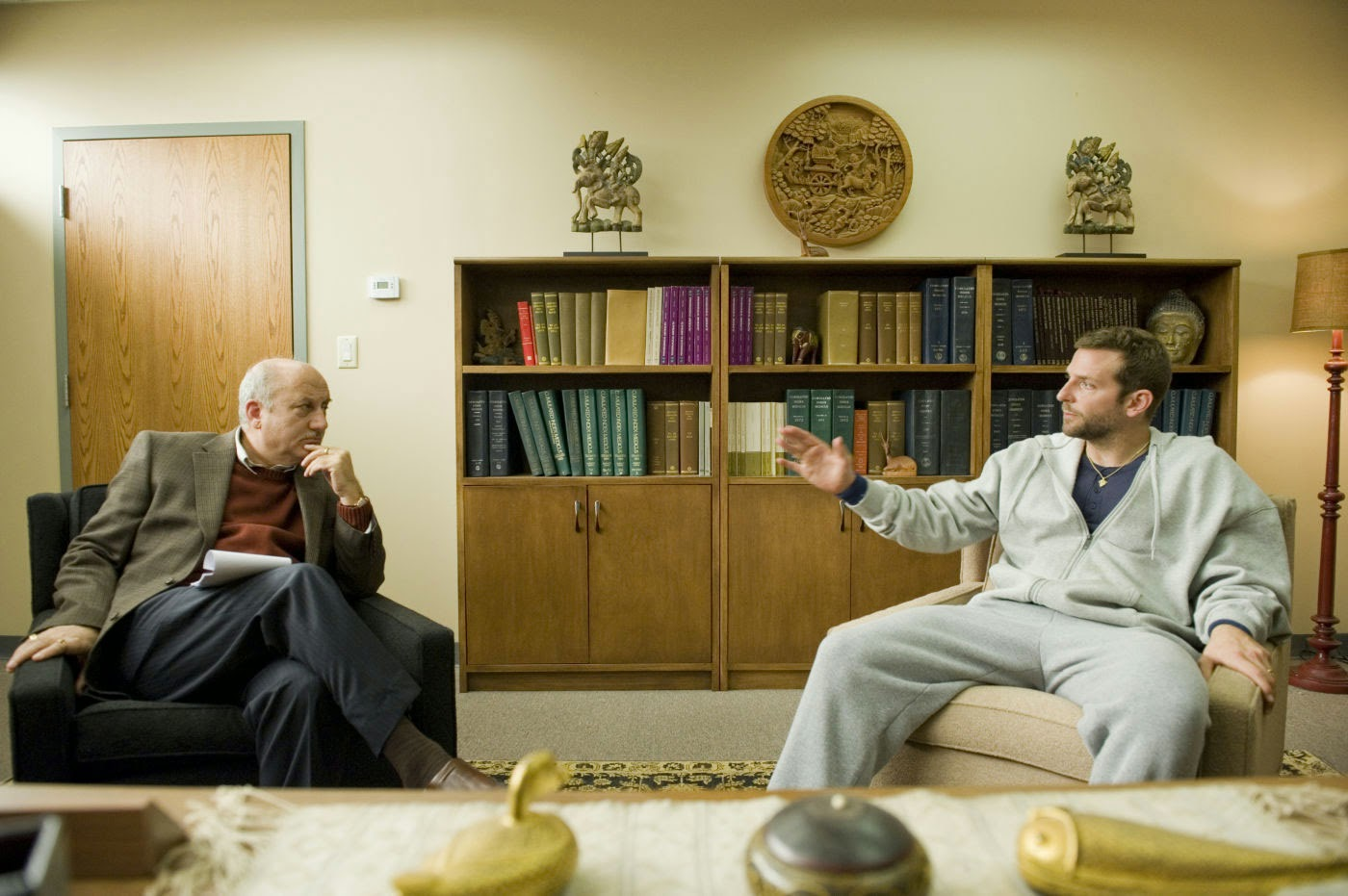 The Movie Psychoanalyst: Silver Linings Playbook Film Review