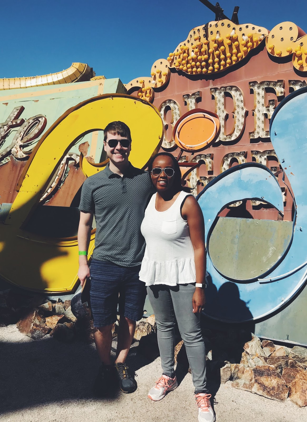 day trip diaries: Las Vegas