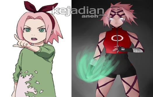 Sakura Naruto 7 Karakter Tokoh Naruto yang Pantas Kita Tiru