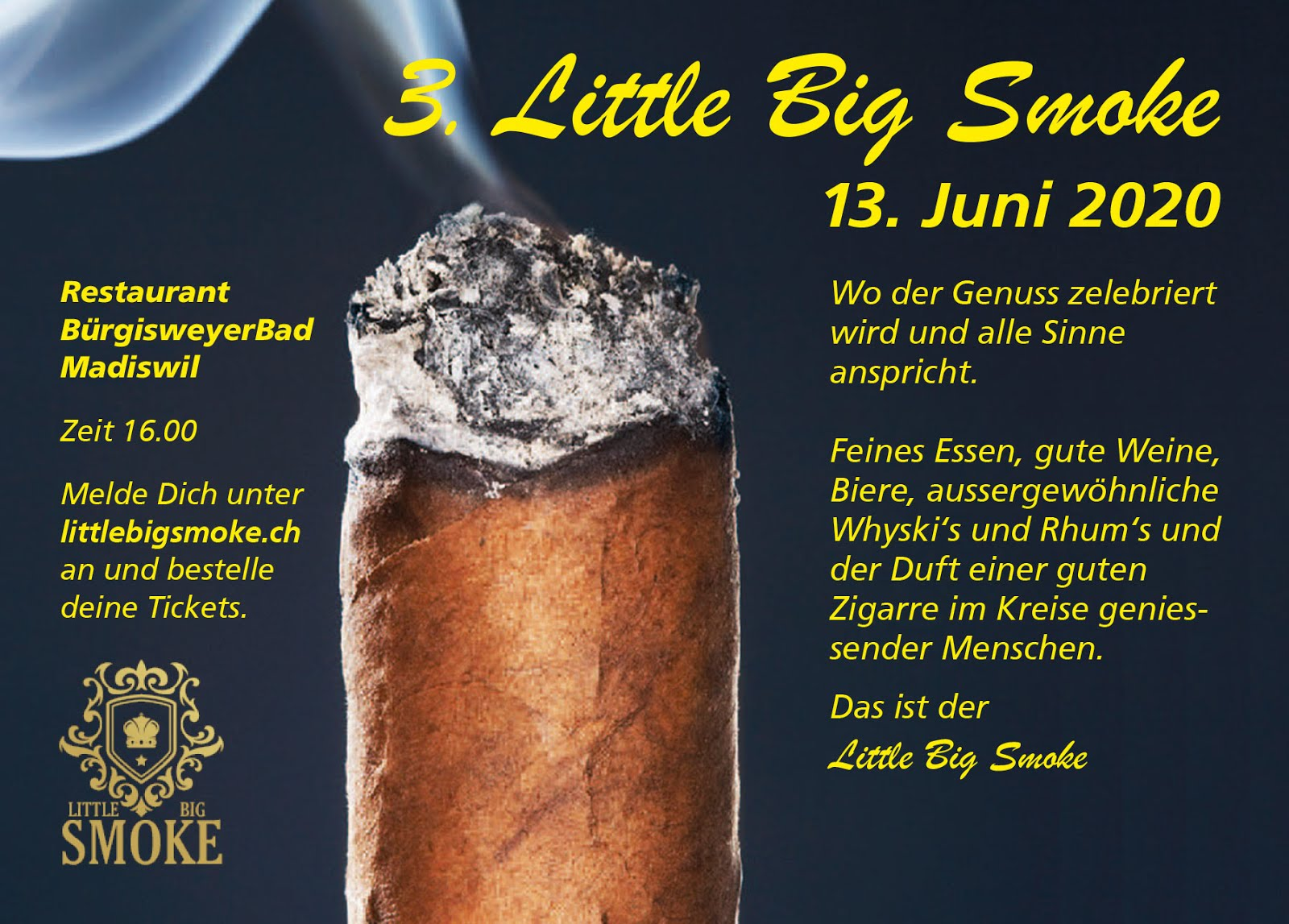 3. LITTLE BIG SMOKE