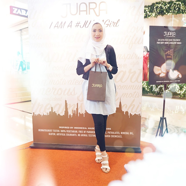 JUARA Skincare Event