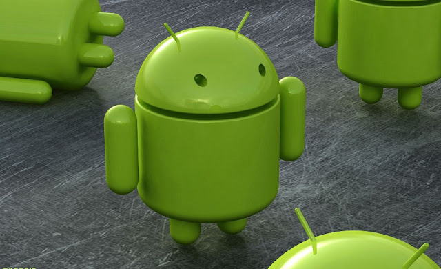 Asal Usul Logo Android
